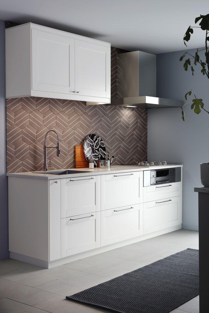 Ikea Kuhinja Prefab Kitchen Cabinets Solid Wood Kitchen Cabinets Kitchen Cabinets With Legs