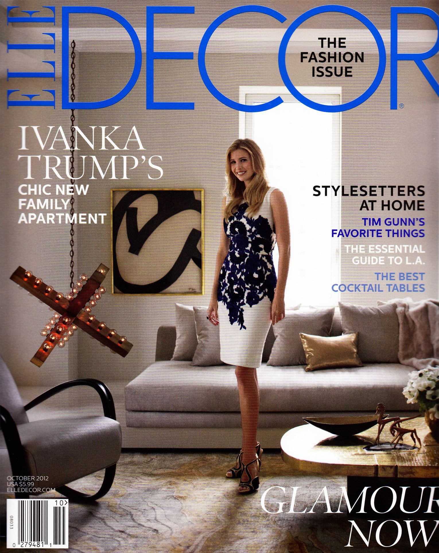 Timothy Oulton featured in ELLE DECOR - October, 2012.   PLAN B PR ...