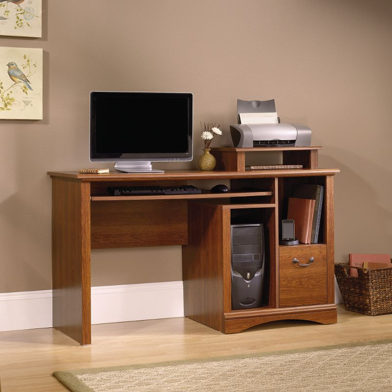 Need A Place For Your Desktop Computer And Printer To Keep