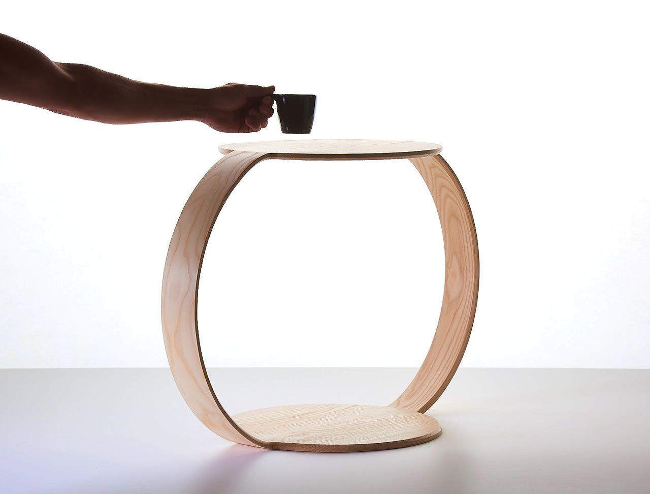 The neverending table from ola giertz low tables modern and spaces