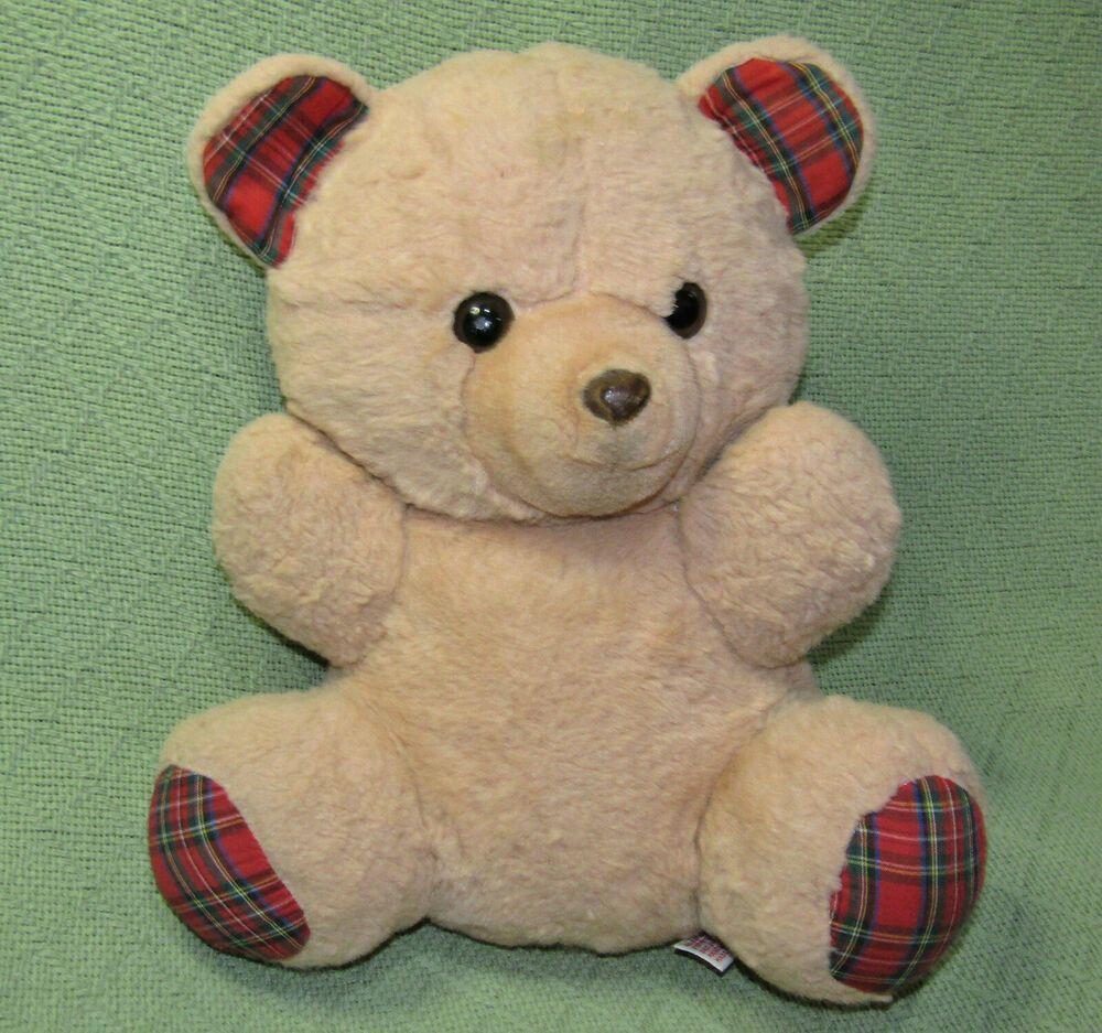 s Vintage 89/' Boy /& Girl Teddy Bear 1 Leather Stamp #8412 #8413