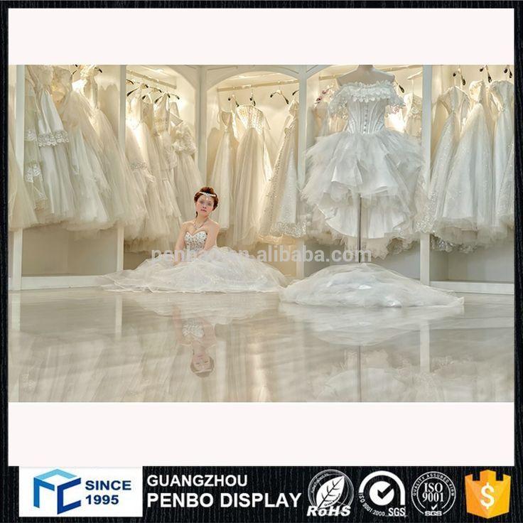 Wholesale High Quality Retail Dress Display Cabinet Wedding Dress ...