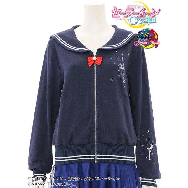 Sailor Moon Crystal x Secret Honey Fashion CollaborationSAILOR MOON... via Polyvore