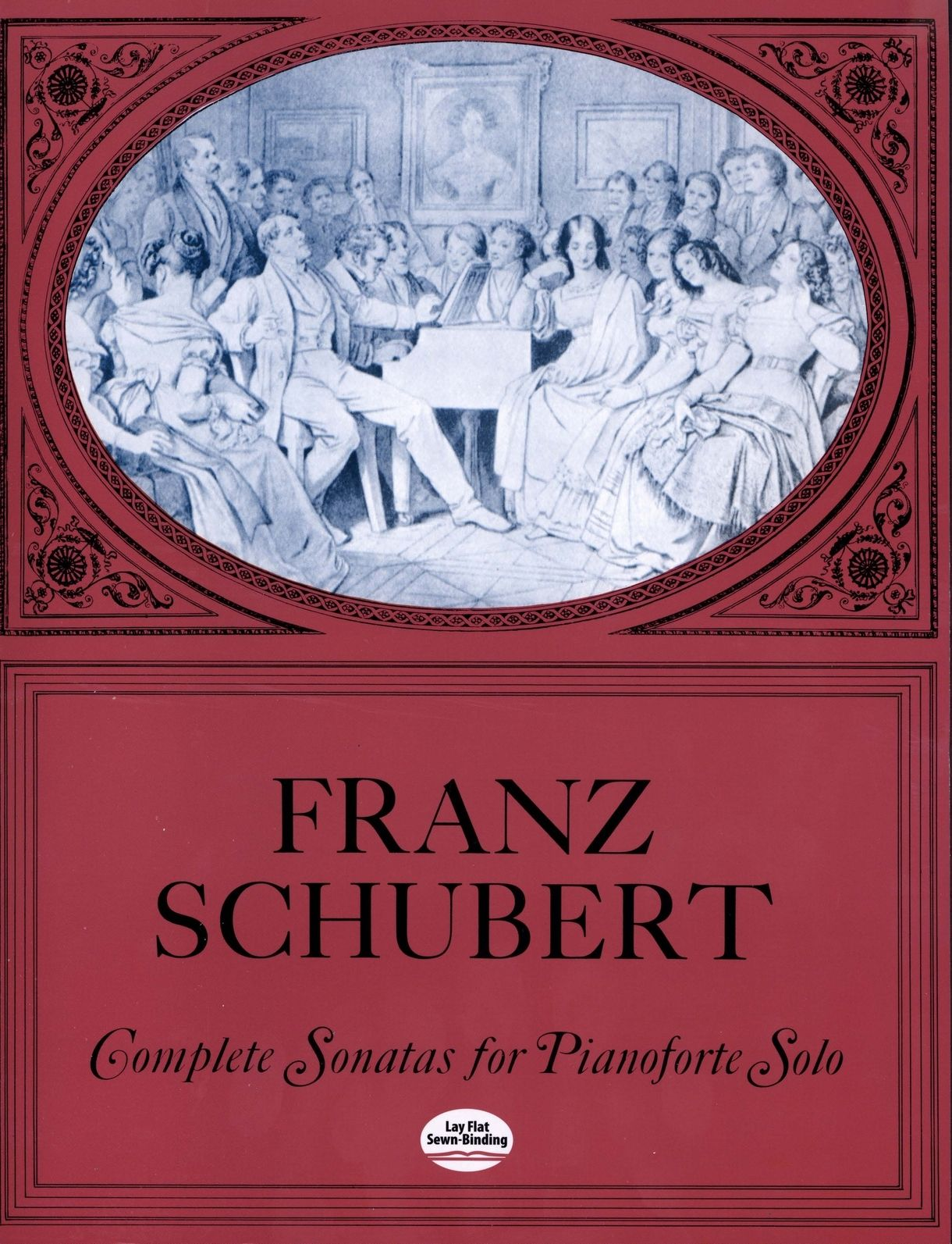 Complete Sonatas for Pianoforte Solo by Franz Schubert This affordable  edition includes all 15 of Schubert's sonatas, reprinted from the  authoritative and ...