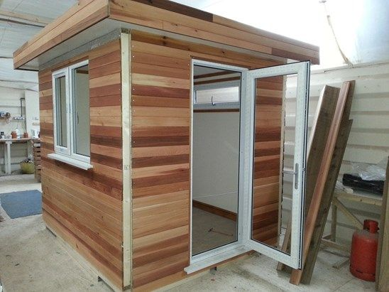 special offer 7 x 9 garden office extra rooms