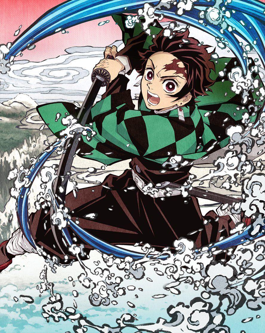 Kimetsu No Yaiba Episode 1 Sub Indo : kimetsu, yaiba, episode, Anime, Ideas, Anime,, Manga, Studio, Ghibli, Movies