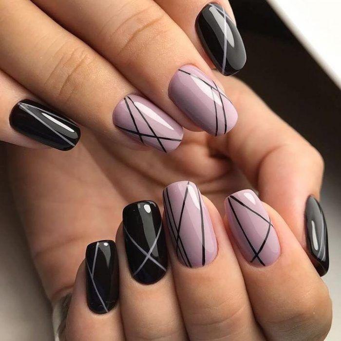 Diseños de manicure 2020