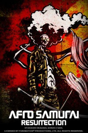 Afro Samurai Resurrection Afro Samurai Oriental Artwork Samurai Artwork
