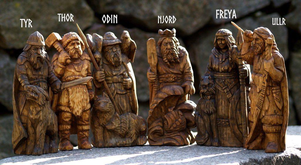 северные боги фото новые лоты запросу