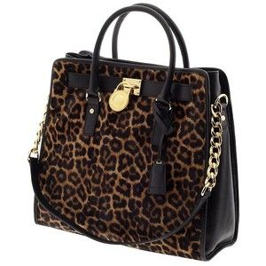Michael Kors Animal Print Handbags Photo 4
