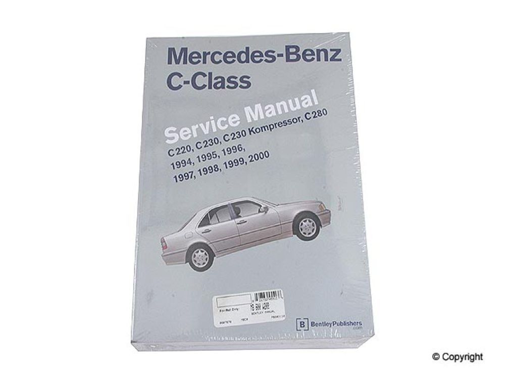 Repair Manual Bentley Repair Manual Wd Express Fits 94 97 Mercedes C280 Repair Manuals Mercedes C280 Mercedes Benz C280