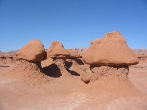 Boy scout leaders destroy rock formation in Utah's Goblin Valley State Park  TheCelebrityCafe.com