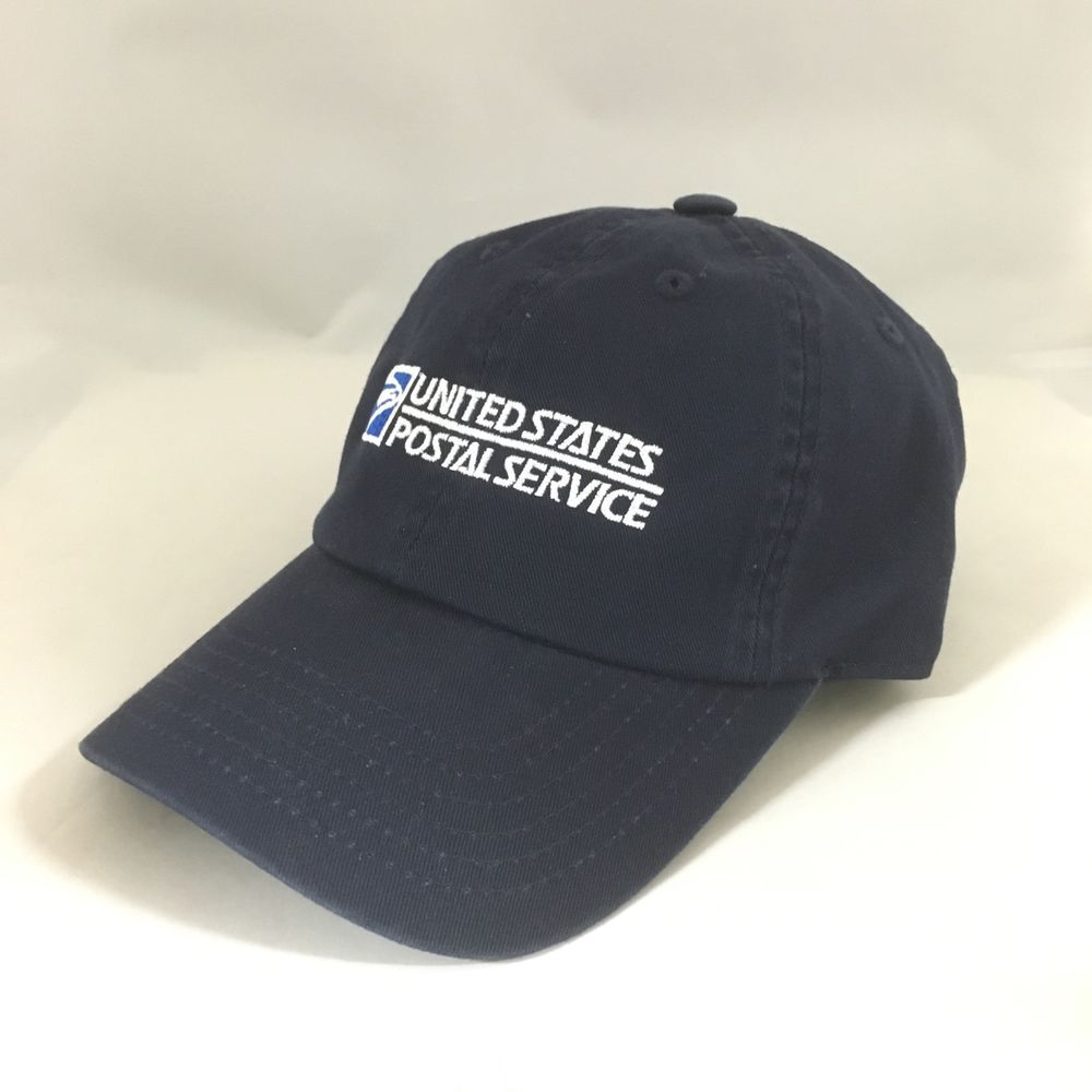 d7d7e00a634 USPS Dad Hat Cotton Ball Cap United States Postal Service Adjustable Navy  OSFM  fashion  clothing  shoes  accessories  mensaccessories  hats (ebay  link)
