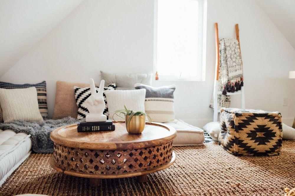 Layne Kula Natural Boho Design Denver Home Tour Home Decor