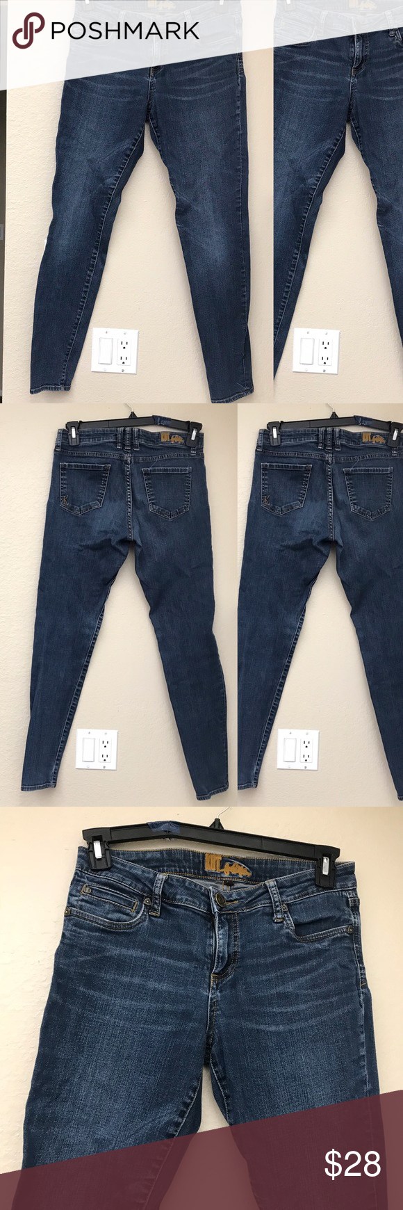 Kut From The Kloth Jeans Kut From The Kloth Jeans Size 6