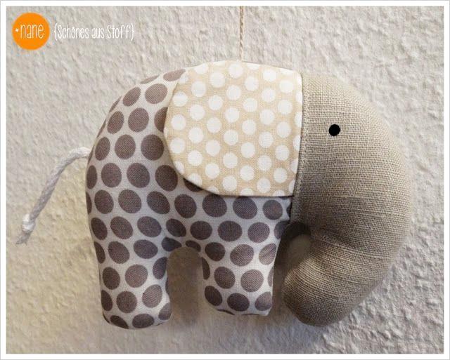 Tag 4 - *Nane - Ellifant nähen - Handwerk,  #cutehomedecorations #Ellifant #Handwerk #Nähen #Nane #Tag