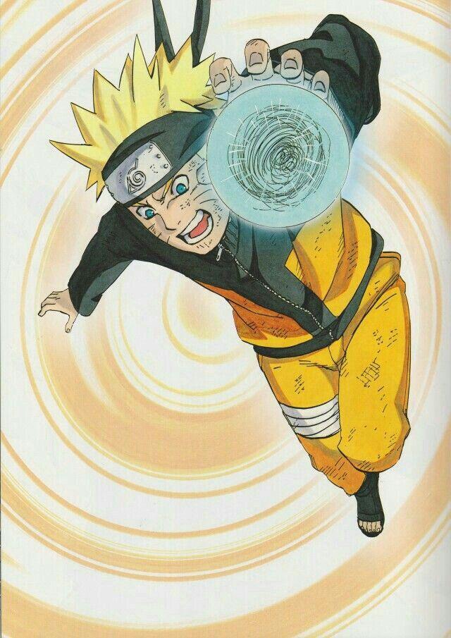 Naruto #rasengan