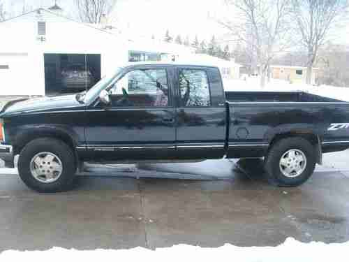 1992 chevy 1500 4x4 towing capacity