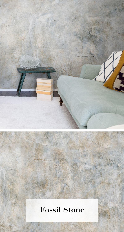 Fossil Stone | Tapeten Trend-Kollektion | SECOND MOMENT in ...