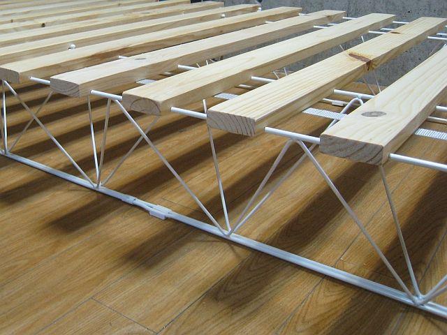 Ikea Tolga Bed Frame Truss Triangle Furniture Furniture