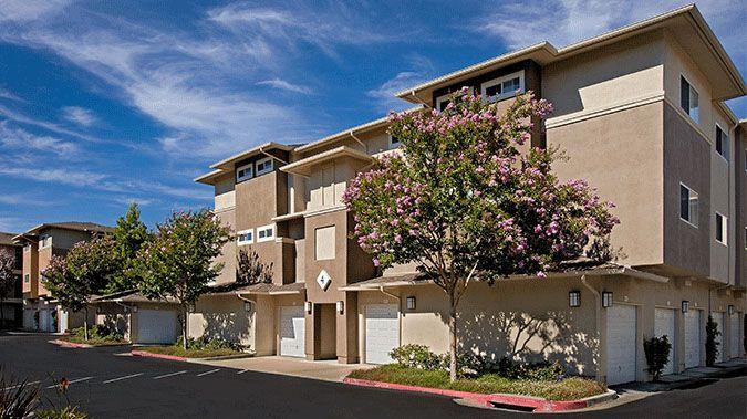 Park Sierra Apartments, Located In Dublin, California.