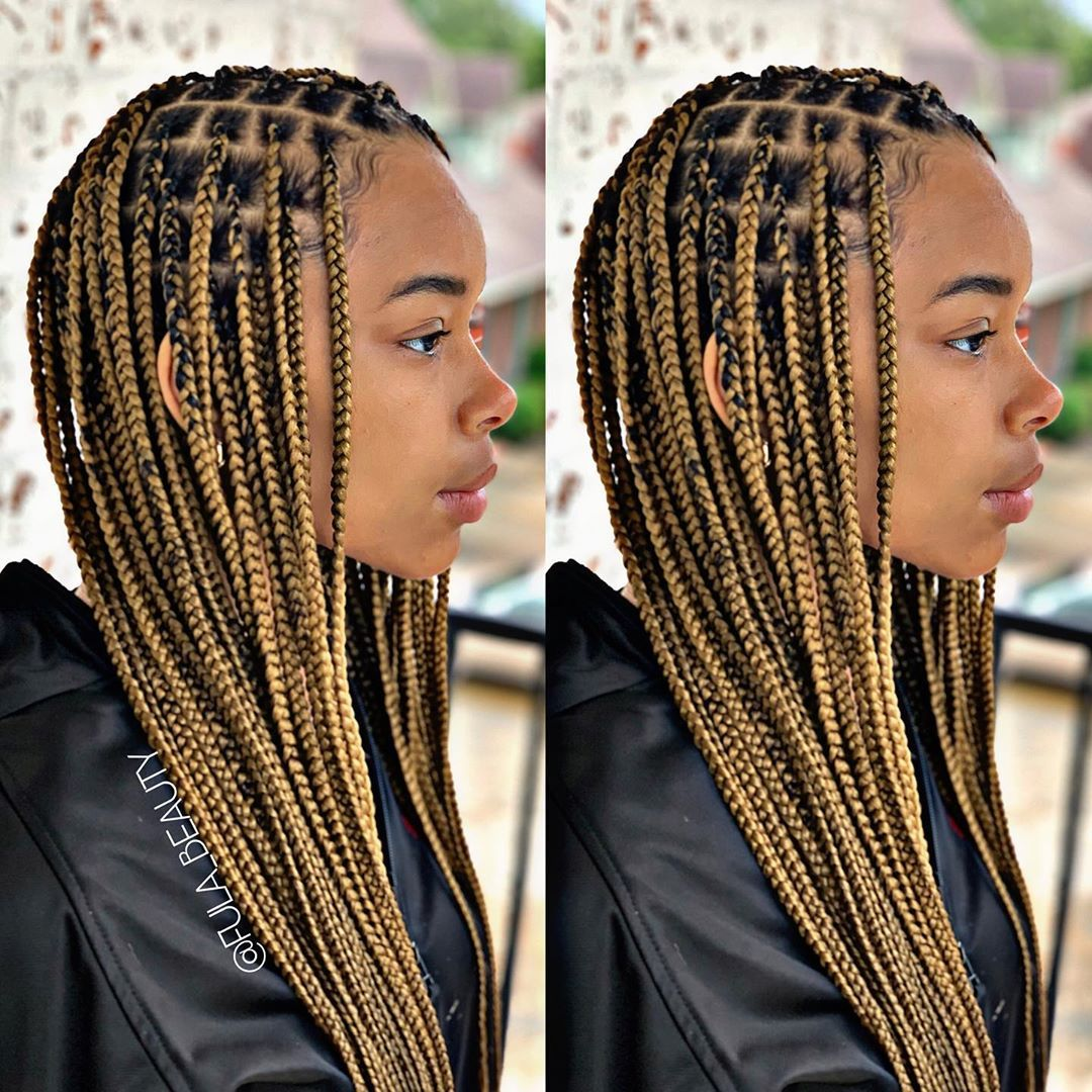 Beautiful Braids Hairstyles 2019 Hello Ladies These Are Trendy Stylish And Most Beautiful Braids Styles Yo Hair Styles Box Braids Styling Braided Hairstyles