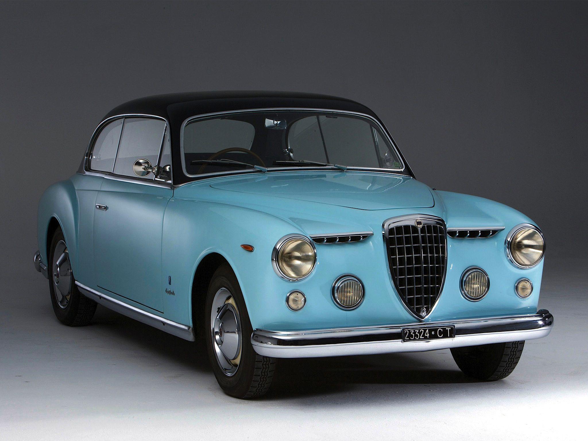 Lancia Aurelia B53   da Auto Clasico