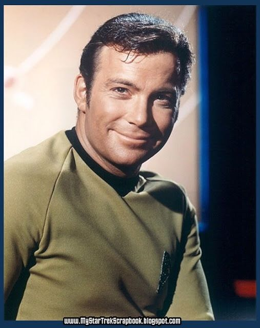 William Shatner - Captain Kirk