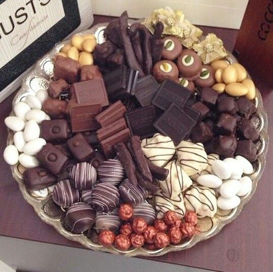 Çikolata #tapasideer