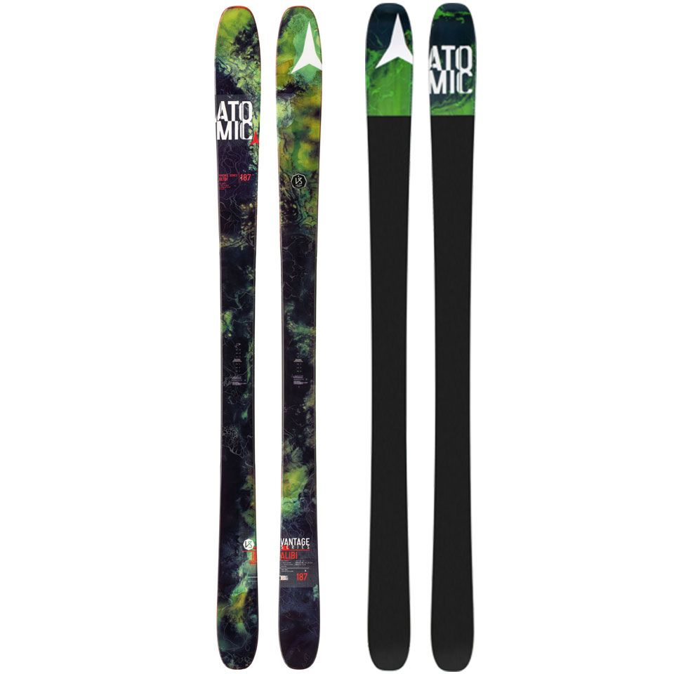 Atomic Vantage Alibi Skis 2015 Atomic For Sale At Us Outdoor Store With Images Skiing Outdoor Store Atom