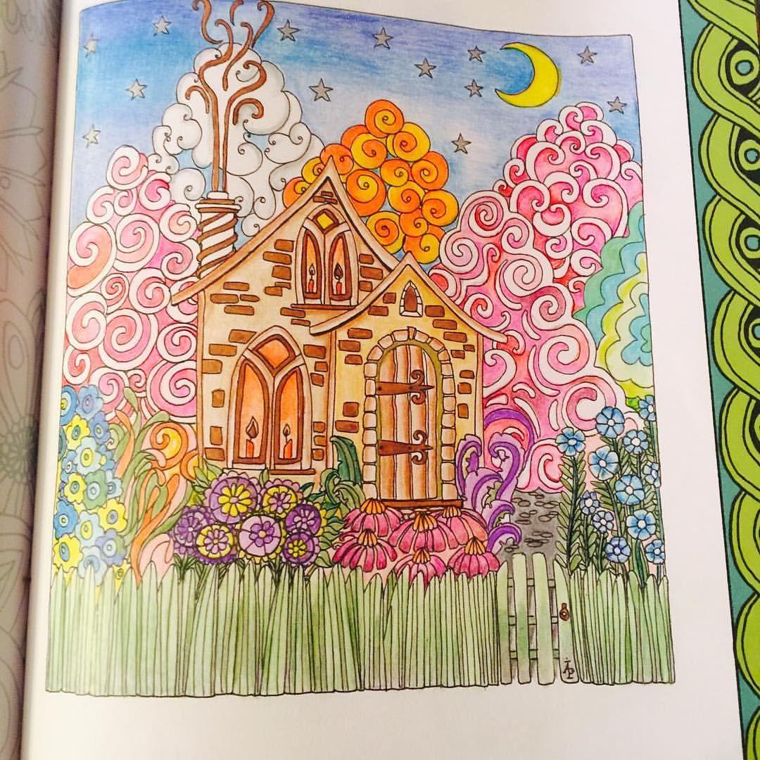 Color book for me - 125 Me Gusta 3 Comentarios Chrissy Coloringbookaddicts En Instagram
