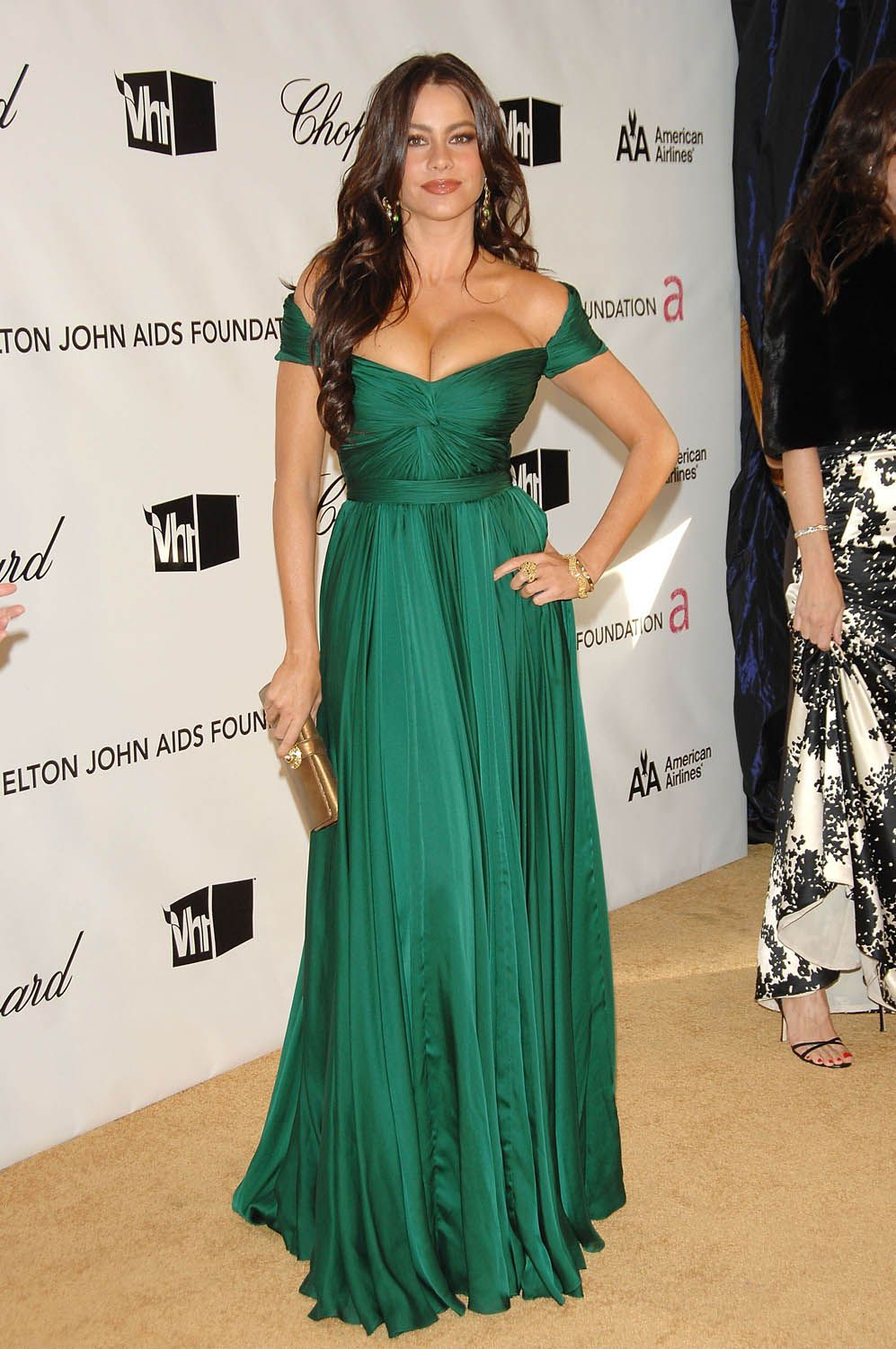 Green Sexy Evening Gowns
