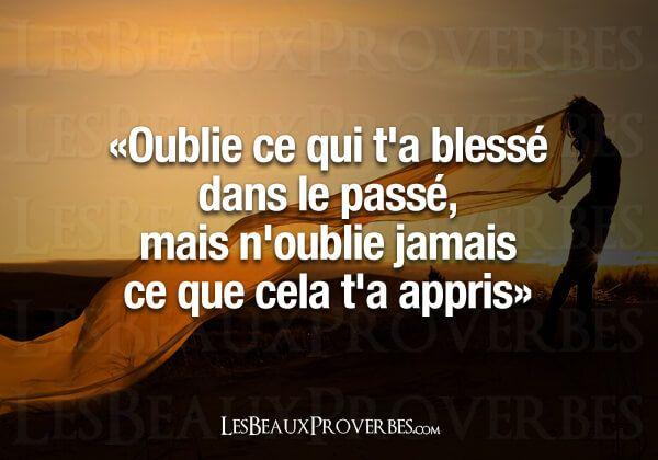 Citation Regret Du Passe