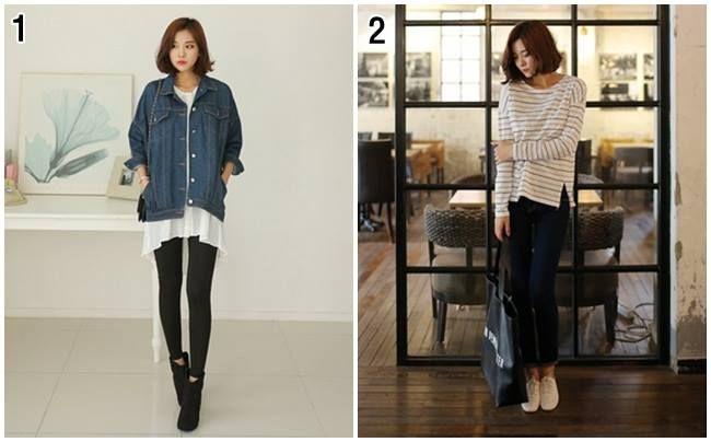 Korean fall fashion 2013