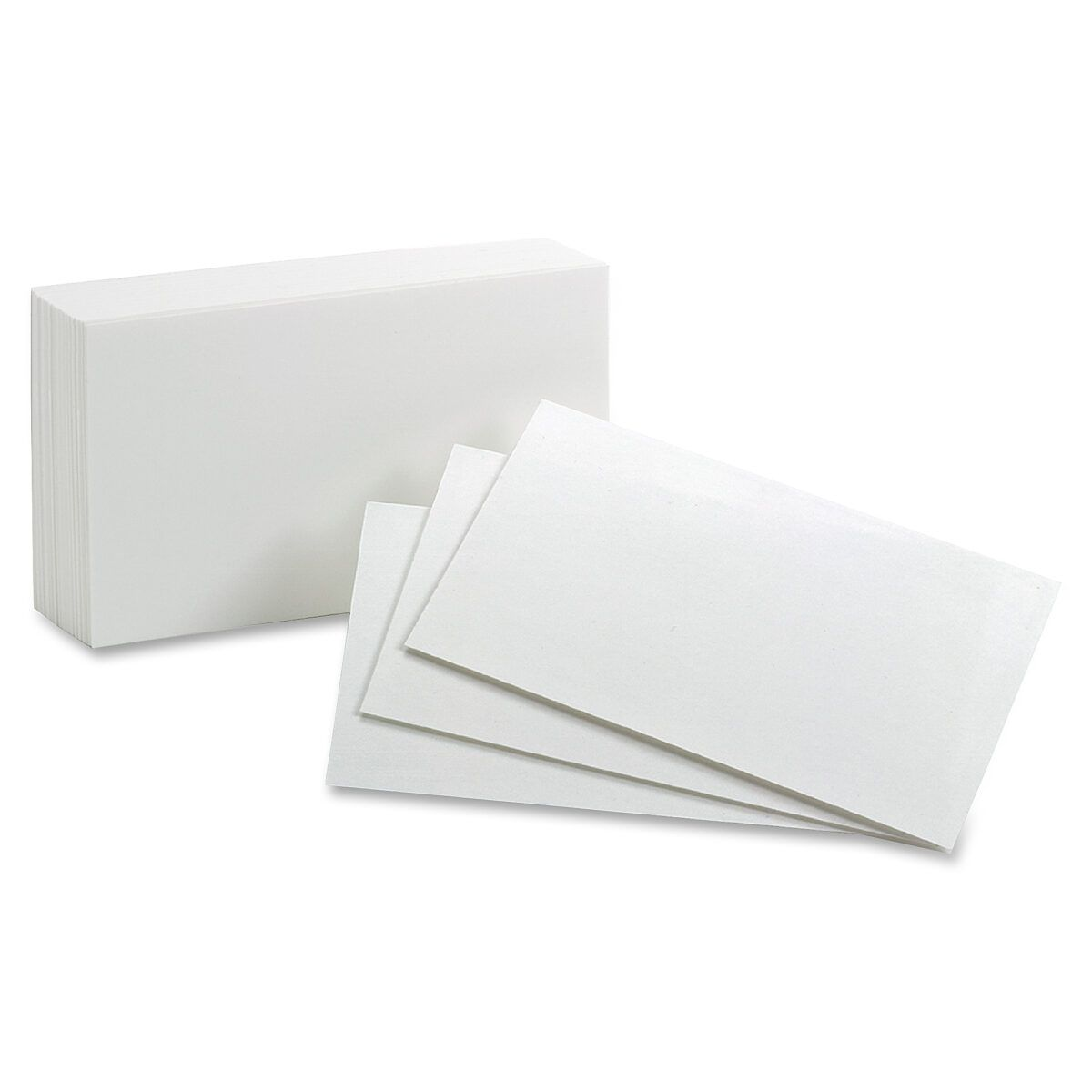 Oxford Blank Index Card Intended For 3x5 Blank Index Card Template Card Template Professional Templates Index Cards