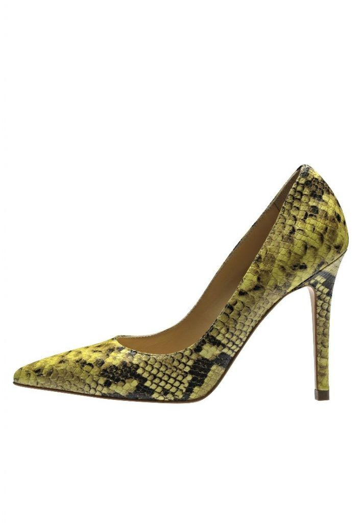 04b4bc4521b8dd Evita  Shoes  High  Heel  Pumps  yellow für  Damen -