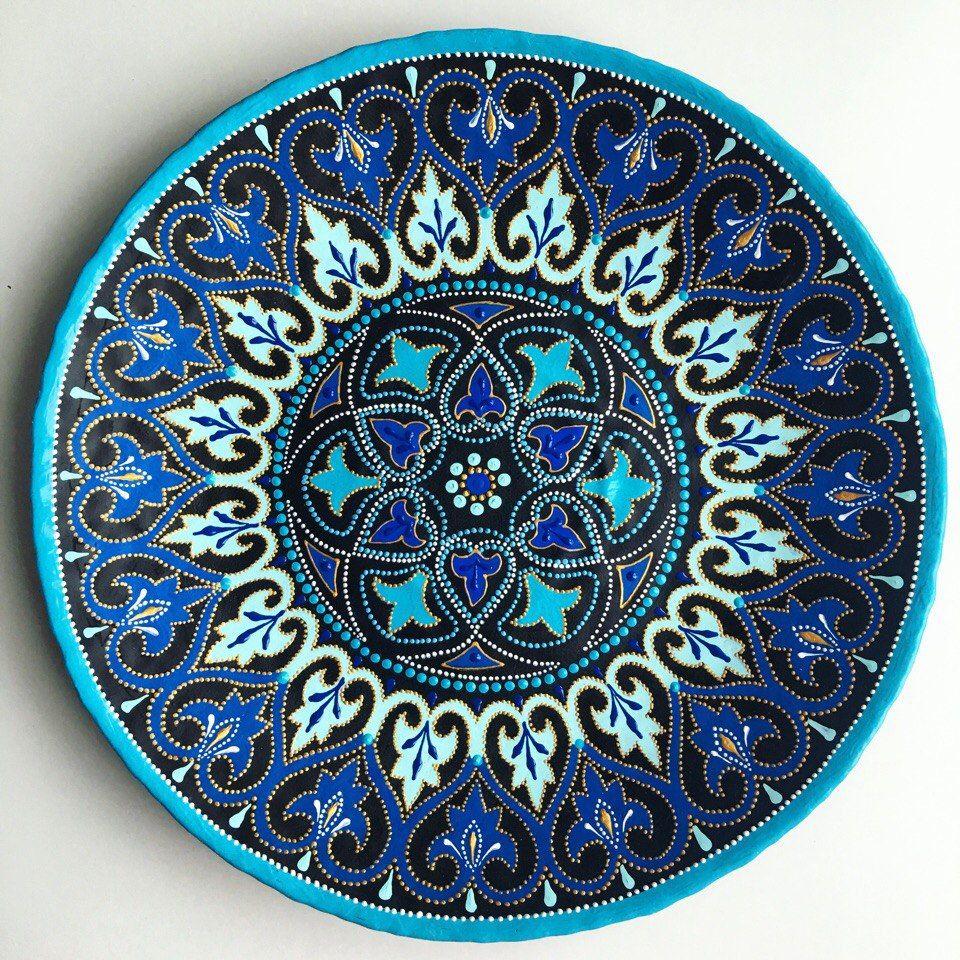 помощь, картинки тарелок с узорами где гостям
