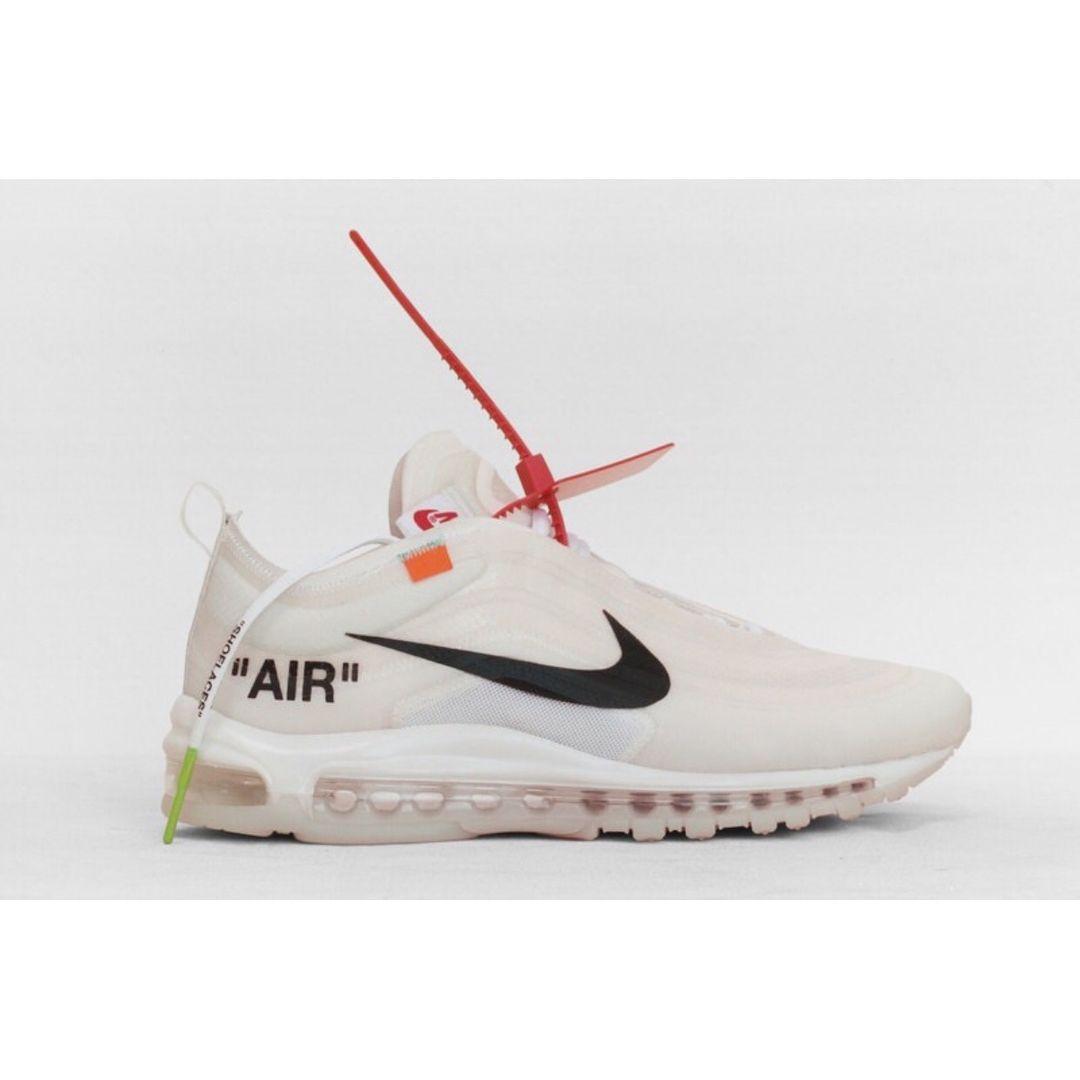 La collection complète des 10 paires de Off White x Nike