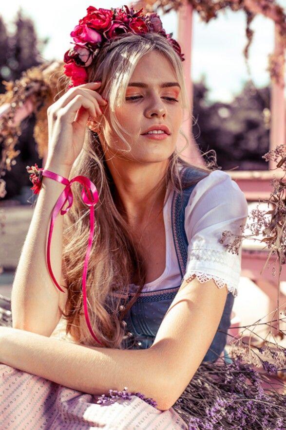 We Are Flowergirls für die Trachten & Dirndl Saison