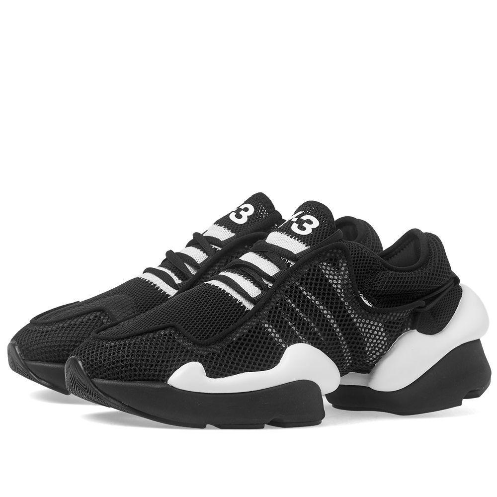 Y 3 Ren Sneakers Dad Sneakers Black