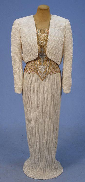 Ensemble Mary McFadden, 1980s Whitaker Auctions