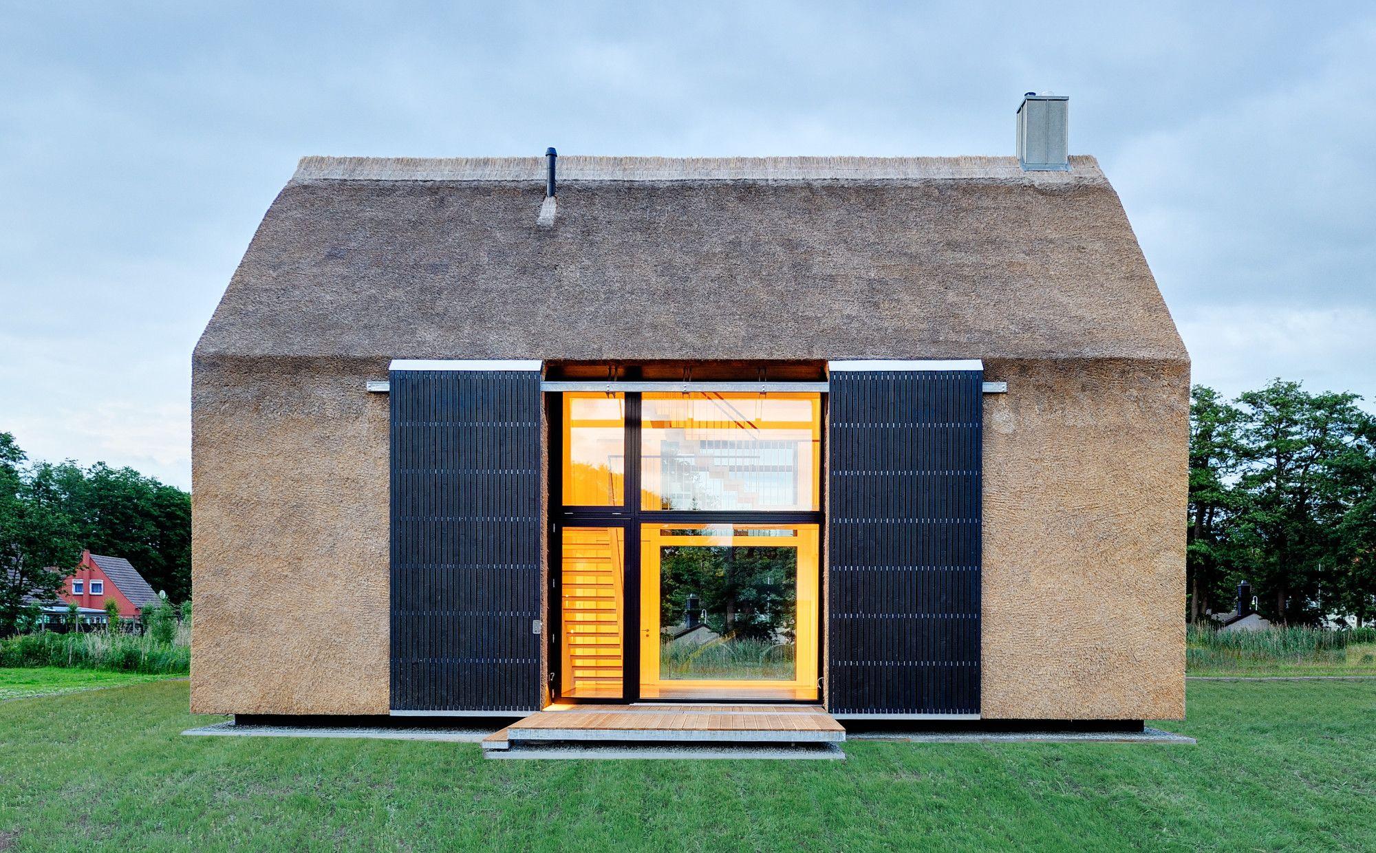 Nachhaltig Bauen ferienhäuser scheunentrio in prerow nachhaltig bauen wohnen