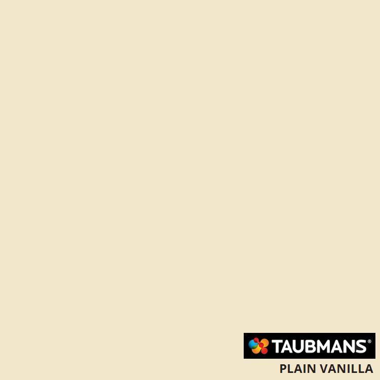 #Taubmanscolour #plainvanilla