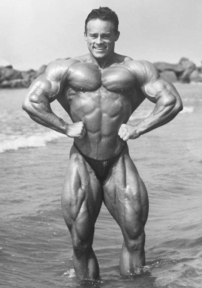Porter Cotrell Bodybuilding Pictures Old Bodybuilder Classic Bodybuilding