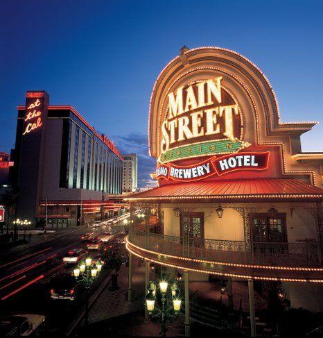 At The Cal Main Street Station Main Street Station Nevada Travel Downtown Las Vegas