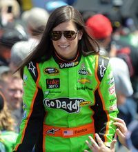 Richard Petty: Danica can only win if no one else races - USA TODAY #Petty, #Danica, #Race