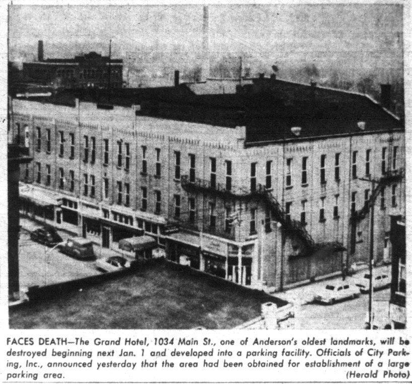The Grand Hotel Anderson