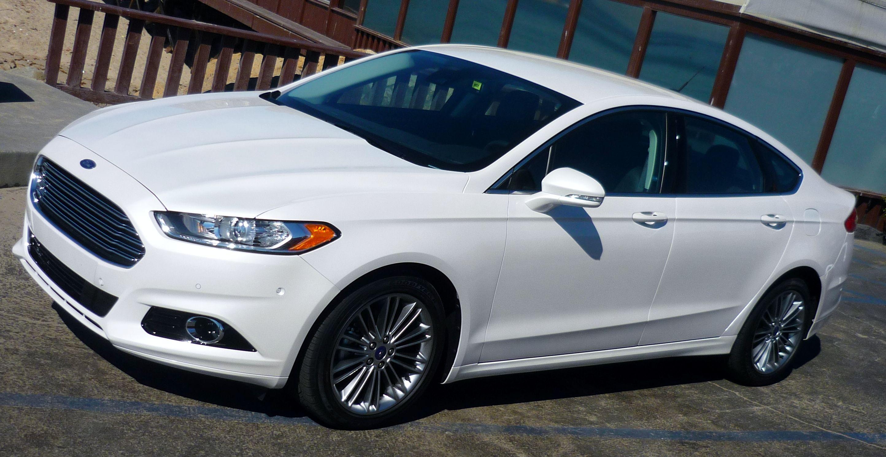Ford fusion pre o do novo ford fusion 2014
