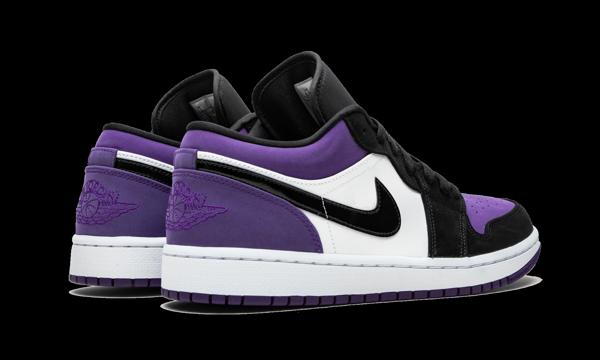 """Air Jordan 1 Low """"Court Purple"""" 553558 125 2020 in"""