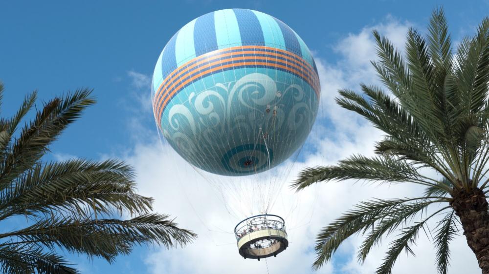Aerophile The World Leader in Balloon Flight Walt